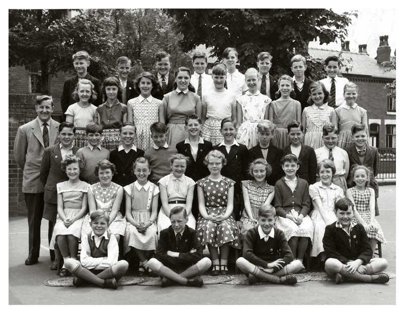 journeyintohistory.co.uk - Alexandra Park Secondary yr3 - 1958